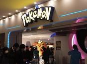 Abren centro Pokémon grande Japón.