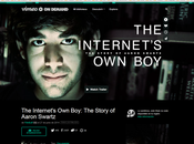 Hijo Internet: Historia Aaron Swartz. Documental