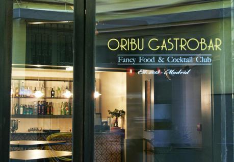 Oribu GastroBar, espacio multifusión