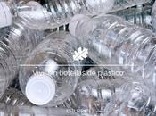 Vivir botellas plástico