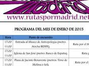 Programa visitas enero 2015