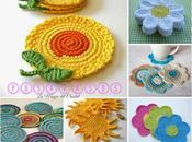 Posavasos crochet