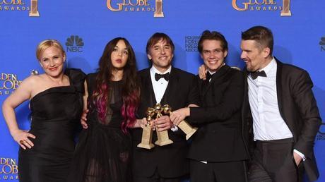 Ganadores de los Globos de Oro 2015