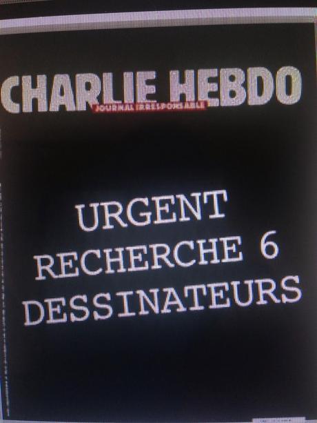 Charlie Hebdo contra el fanatismo