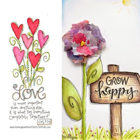 En el Good Monday! de hoy Lori Vliegen de Elvie Studio! Admiro su trabajo y su espíritu creativo!