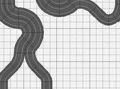 1334 1337, bandada patos (circuitos para tableros esquina ancho)
