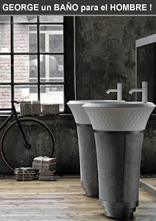 Decoración de grifería para baños de hombres - Paperblog