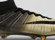 botas Balón Oro, Mercurial Superfly Rare Gold