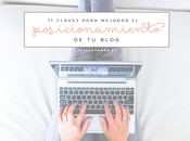 Consejos Blogger claves para mejorar posicionamiento blog