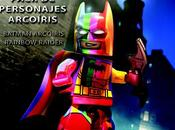 Arrow llega LEGO Batman Allá Gotham