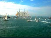 buque Juan Sebastián Elcano inicia LXXXVI Crucero Instrucción.