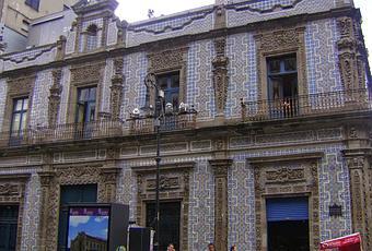 Palacio de los azulejos paperblog for Sanborns azulejos horario
