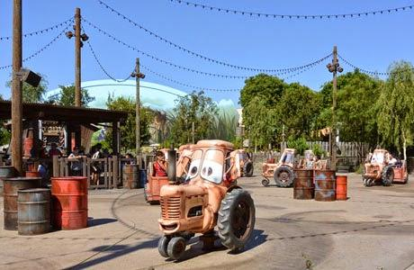 Disneyland Resort, parques Disney, horario