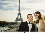 postboda romántica París