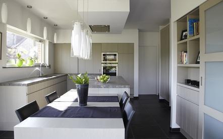Campanas para una cocina abierta al sal n paperblog - Cocinas pequenas abiertas al salon ...