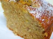 Postre: tarta platano