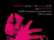 "Presentación oficial directo ""pequeña victoria"" pupila: febrero moby dick"