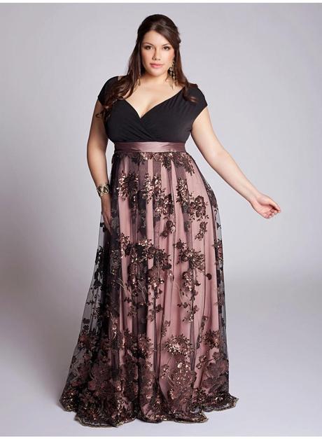 7e990c9b Vestidos largos para gorditas tendencia 2015 - Paperblog