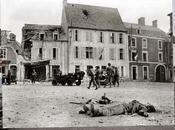 fantasmas Desembarco Normandía: antes después. fotos