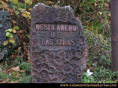 De Senderismo por Santo Adriano y Quirós: Las Xanas , Senda de Valdolayés (PR AS-187) y Peña Rey (780 m.)
