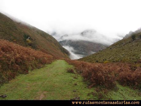 Ruta Xanas, Valdolayés, Peña Rey: Senda Valdolayés
