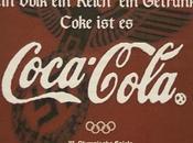 pueblo, nación, bebida. Coca-Cola Juegos Olímpicos 1936
