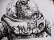 Distroy, ilustraciones asombrosas Artwork