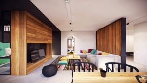Confortable apartamento en Varsovia