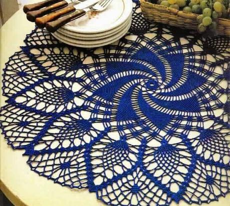 Carpetas A Crochet Paperblog