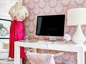 Deco: Moda rosa
