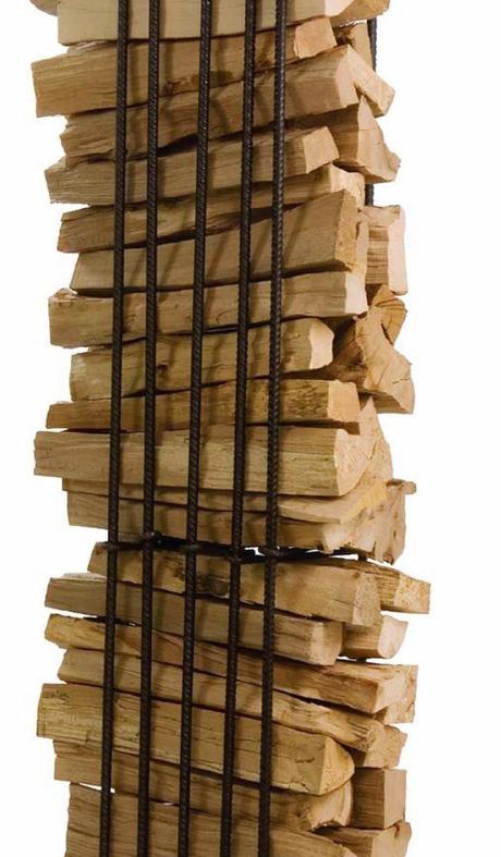 Ideas para almacenar la madera le eros paperblog - Leneros de madera ...