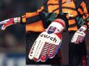 Retro Glove Spotting
