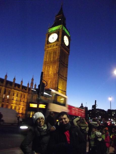 Caminando por Londres, día 2