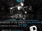 """Bauer concierto presentando """"azul electrico"""" sabado enero """"sala plan (salamanca) 21:30 horas"""
