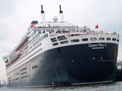 Turismo gran lujo: transatlántico Queen Mary