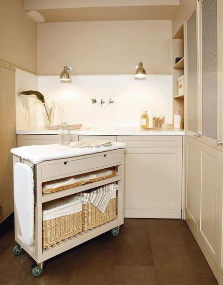 Ideas para crear una zona de lavado - Paperblog
