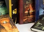 Book Tag: Percy Jackson