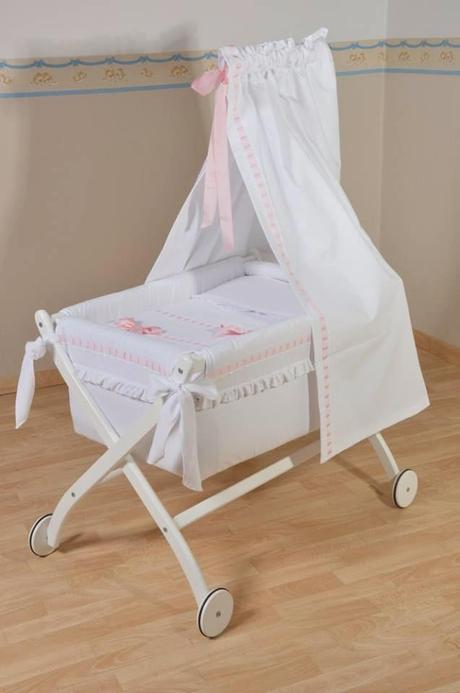 Pregnancy Diaries II: Moses Basket / Minicuna