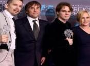 'Boyhood' triunfa Critics' Choice Awards