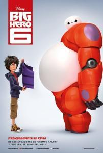 Póster: Big Hero 6 (2014)
