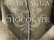 Crítica literaria Nº17: Como agua para chocolate