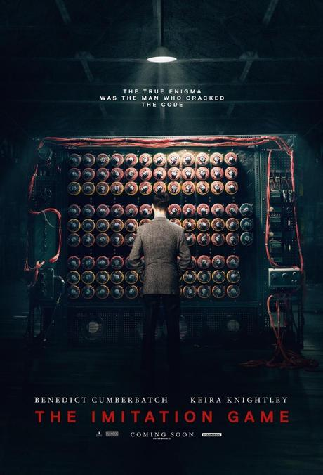 Descifrando el enigma, The imitation game, película, Alan Turing,