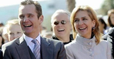 infanta cristina, cristina de borbón, casa real, corrupción, iñaki urdangarín