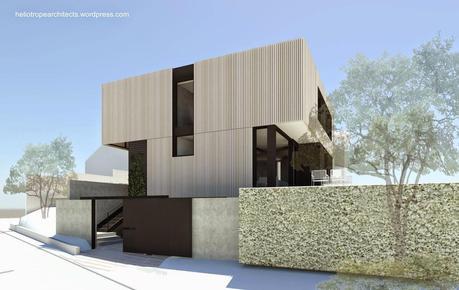 Conceptos de dise o y construcci n de casas modernas - Proyectos de construccion de casas ...