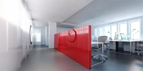 A-cero presenta un proyecto de interiorismo para unas oficinas en ...