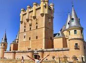castillo cuento hadas: Visita Alcázar Segovia