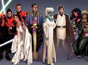 Plan editorial cómics Star Wars para 2015