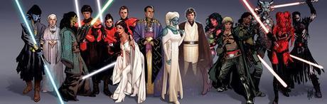 Comics Star Wars planeta