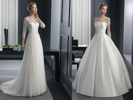 Espectaculares Disenos de Vestidos de Novia para Escoger Paperblog