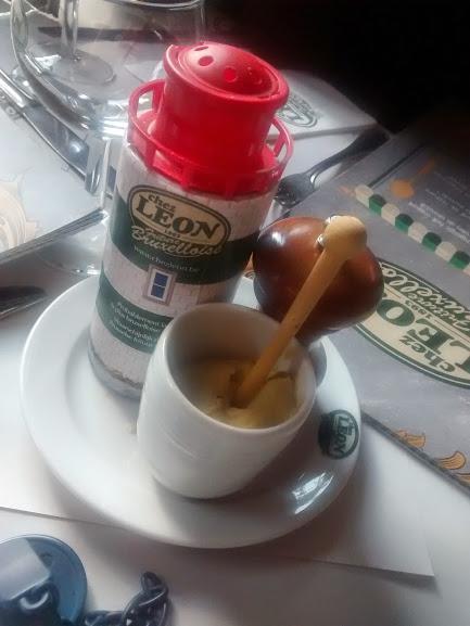 Restaurantes en Bruselas, donde comer (parte I)